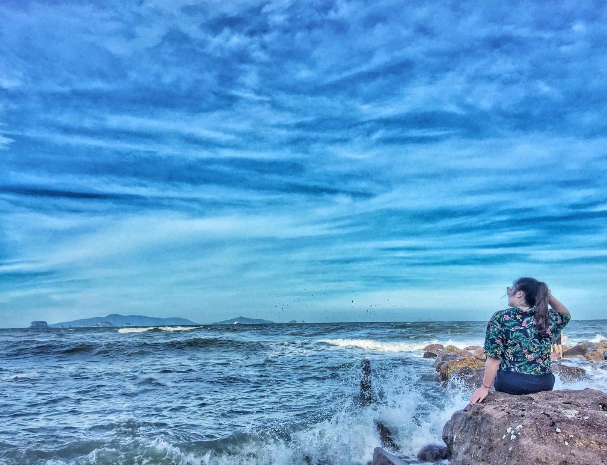 kinh nghiệm du lịch hải tiến 3