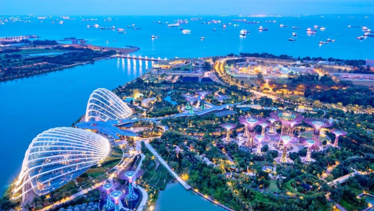 tổ chức Du lịch mice ở Singapore 1