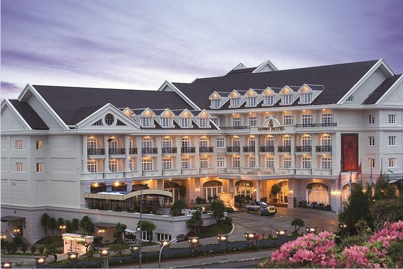 10 địa điểm tổ chức Gala Dinner tại Đà Lạt - Luxtour 4