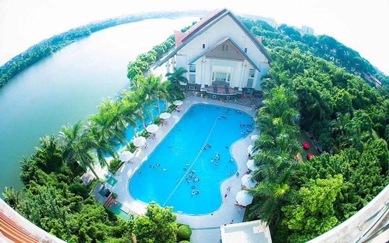 15 Địa điểm tổ chức team building gần Hà Nội 8