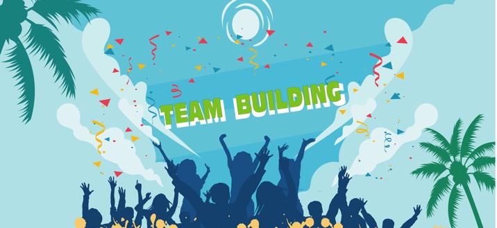 Banner team building - Luxtour 15