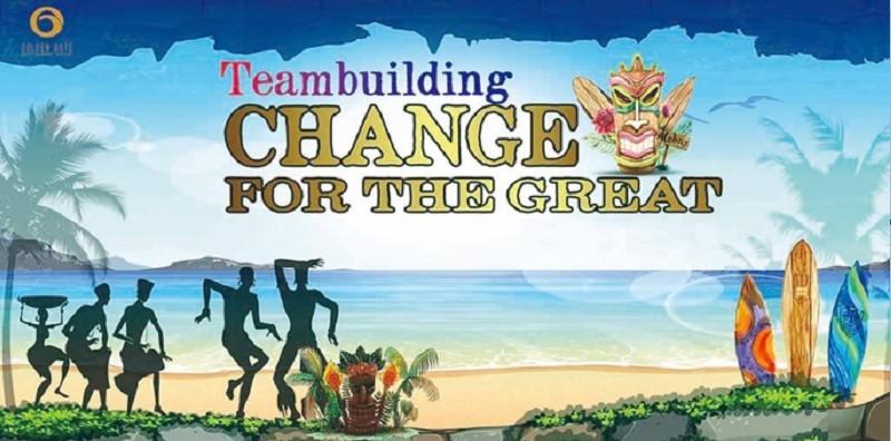 Banner team building - Luxtour 16