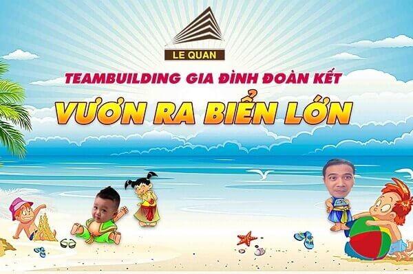 Banner team building - Luxtour 19