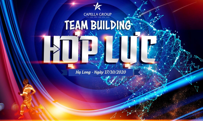 Banner team building - Luxtour 9