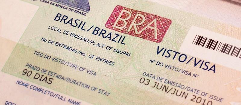 Visa Brazil - Luxtour 1