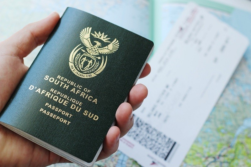 Visa Nam Phi - Luxtour 3