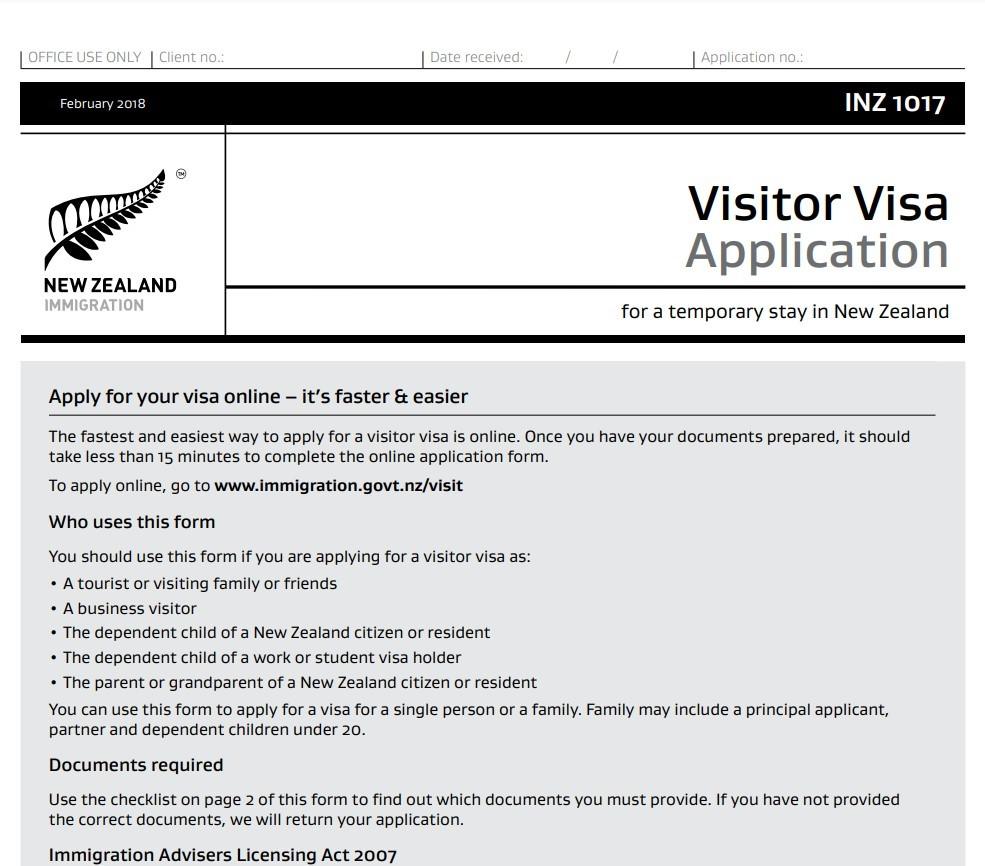 Visa New Zealand - Luxtour 3