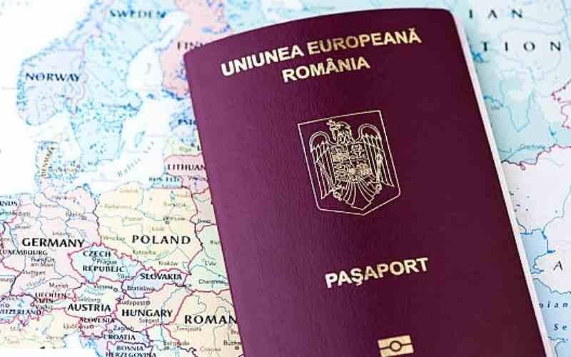 Visa Romania - Luxtour 1