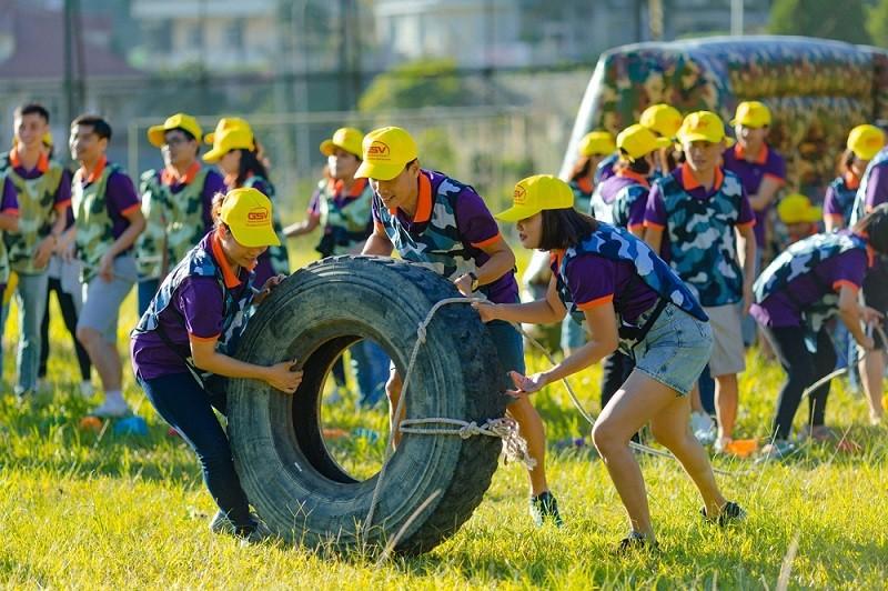 Cần chuẩn bị gì khi tham gia team building - Luxtour 3