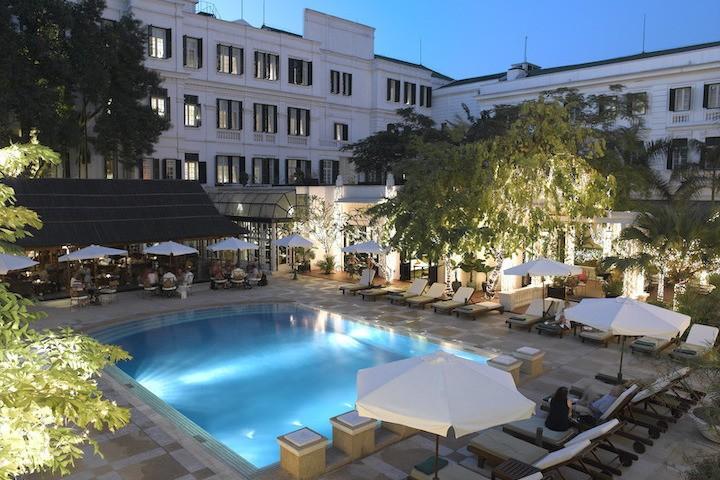 Địa điểm tổ chức gala dinner ngoài trời - Luxtour 2
