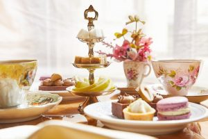 Dịch vụ đặt tiệc teabreak - Luxtour 4