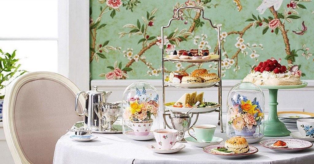Dịch vụ đặt tiệc teabreak - Luxtour 5