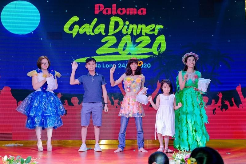 Gala dinner mặc gì? - Luxtour 2