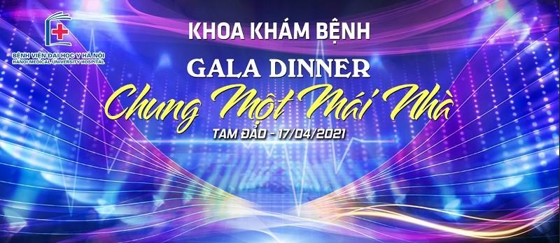 Mẫu backdrop Gala Dinner sáng tạo mới lạ nhất 2021 - Luxtour 1