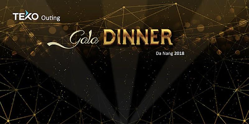 Mẫu backdrop Gala Dinner sáng tạo mới lạ nhất 2021 - Luxtour 16