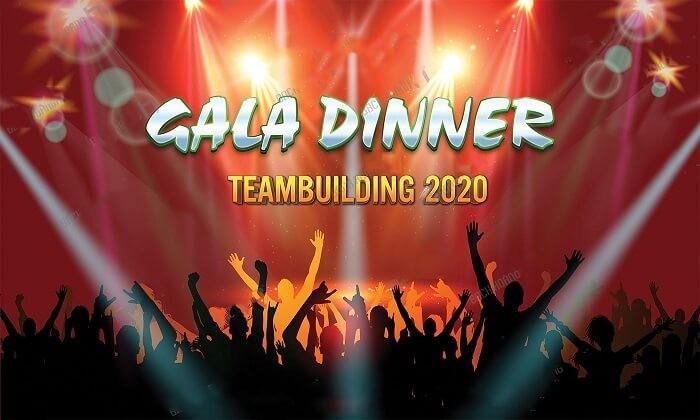 Mẫu backdrop Gala Dinner sáng tạo mới lạ nhất 2021 - Luxtour 19