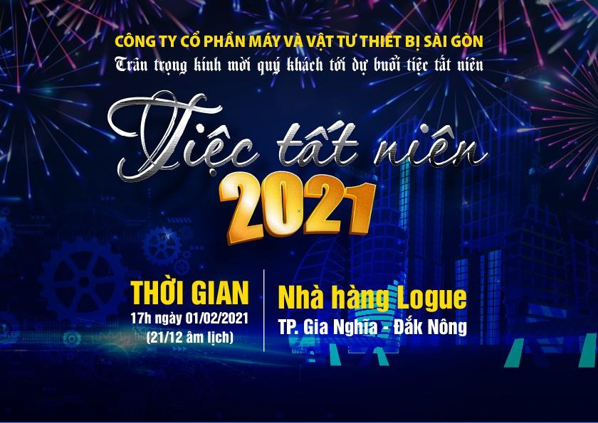 Mẫu backdrop Gala Dinner sáng tạo mới lạ nhất 2021 - Luxtour 3