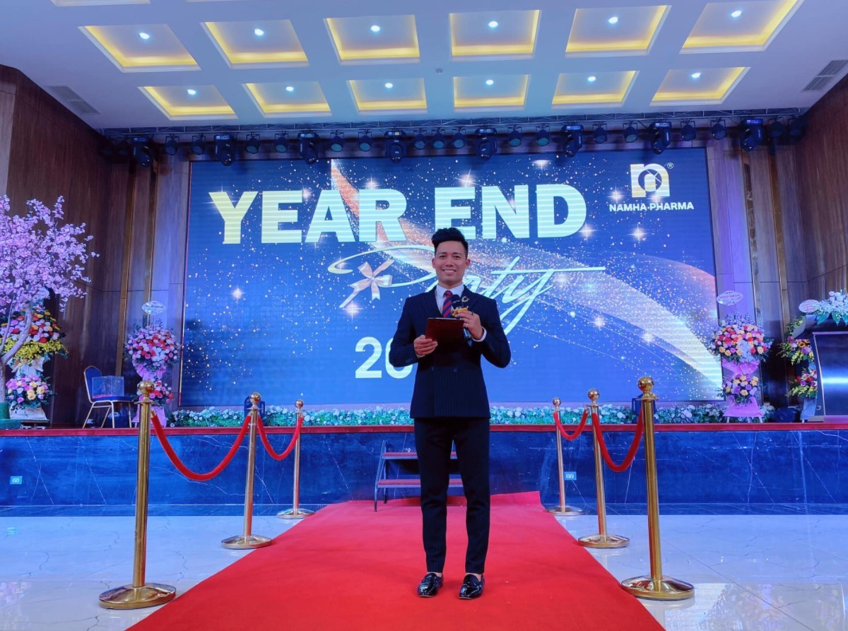 Mẫu kế hoạch tổ chức year end party cuối năm 2021 - Luxtour 1