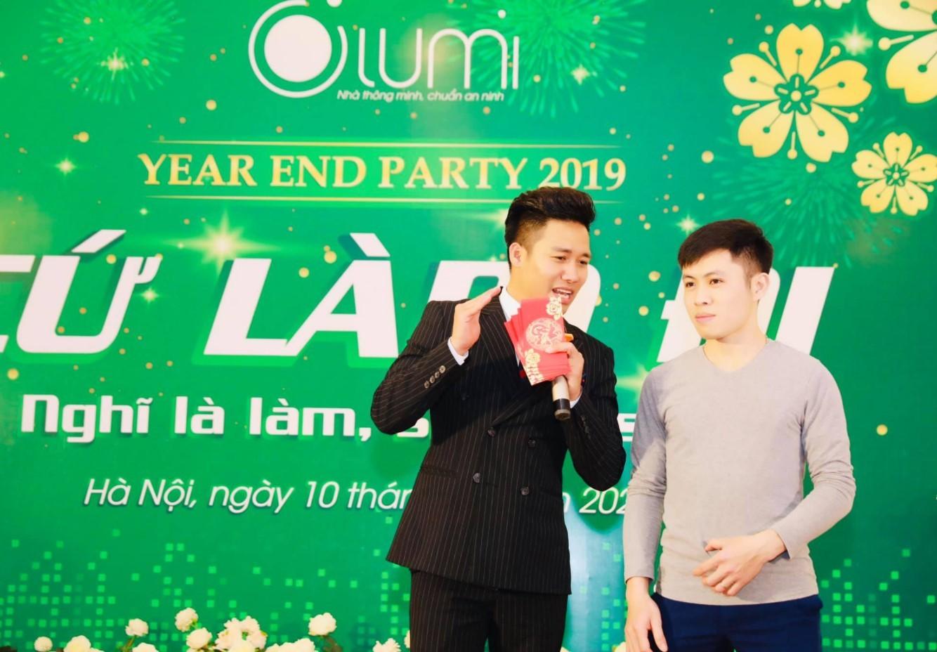 Mẫu kế hoạch tổ chức year end party cuối năm 2021 - Luxtour 2