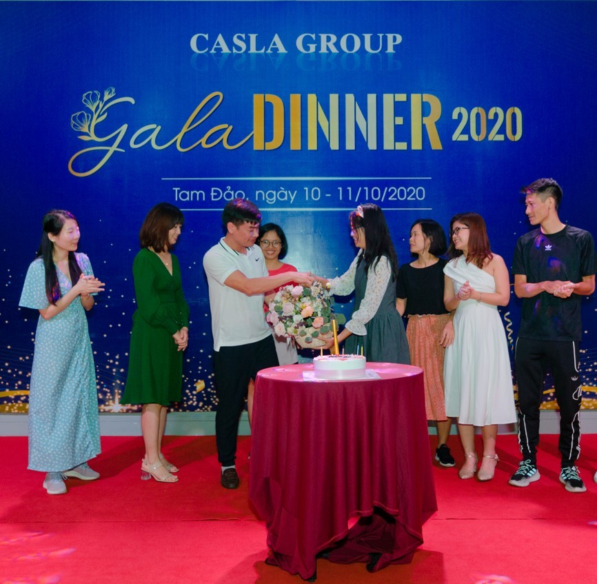 Tổ chức gala dinner du lịch - Luxtour 2