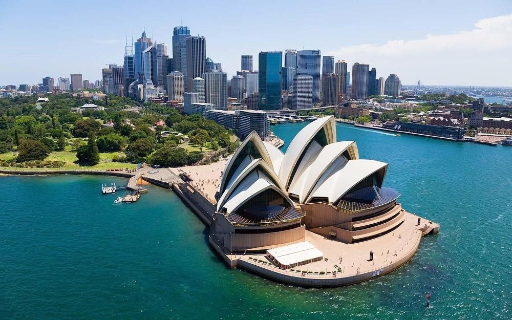 Visa Australia - Luxtour 2