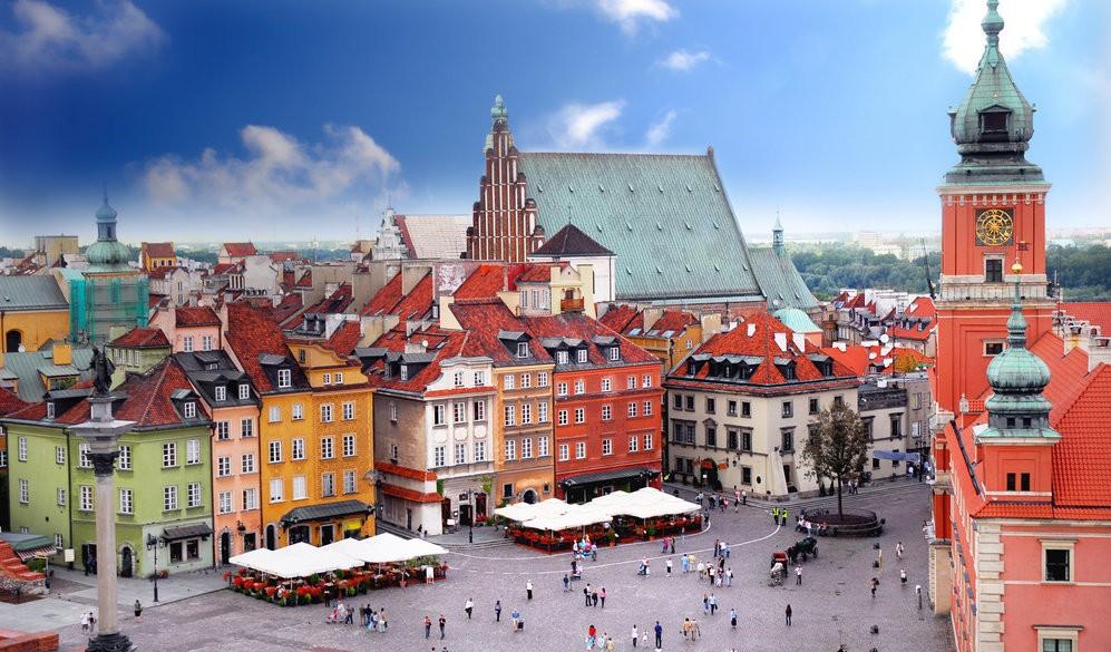 Visa Ba Lan - Luxtour 1