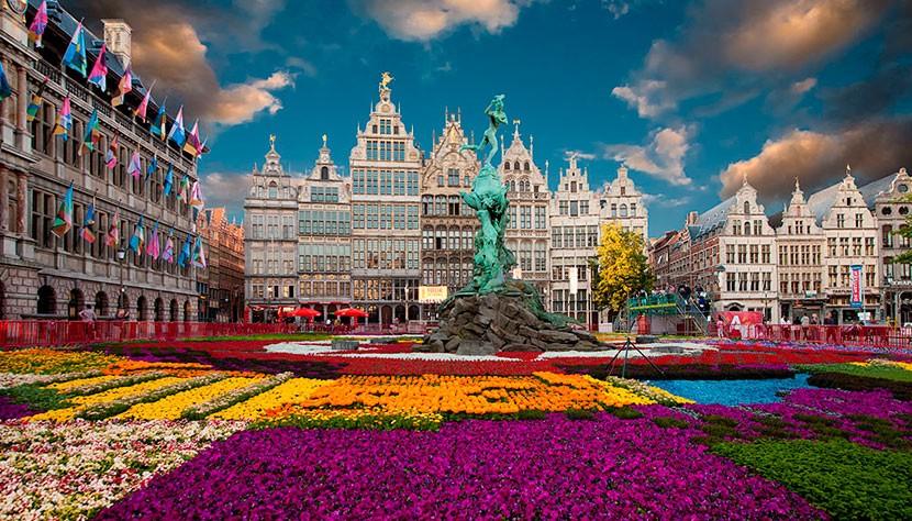 Visa Bỉ - Luxtour 2