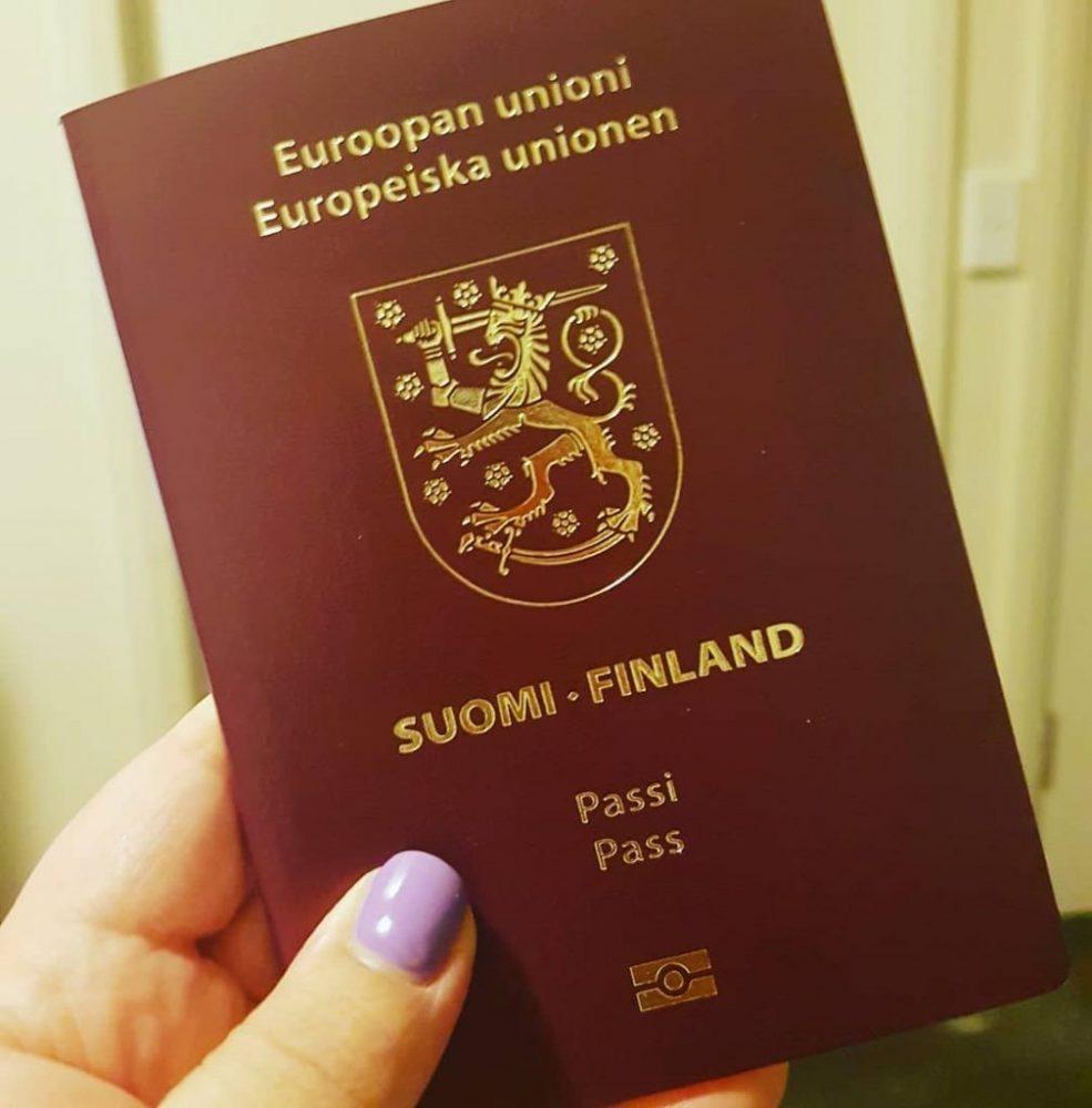 Visa Phần Lan - Luxtour 2