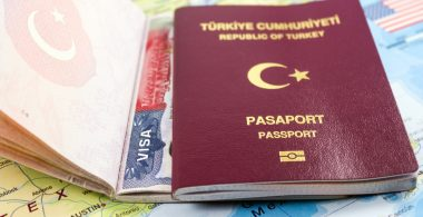 Visa Thổ Nhĩ Kỳ - Luxtour 1