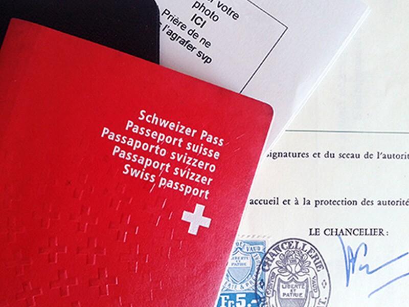 Visa Thụy Sĩ - Luxtour 2