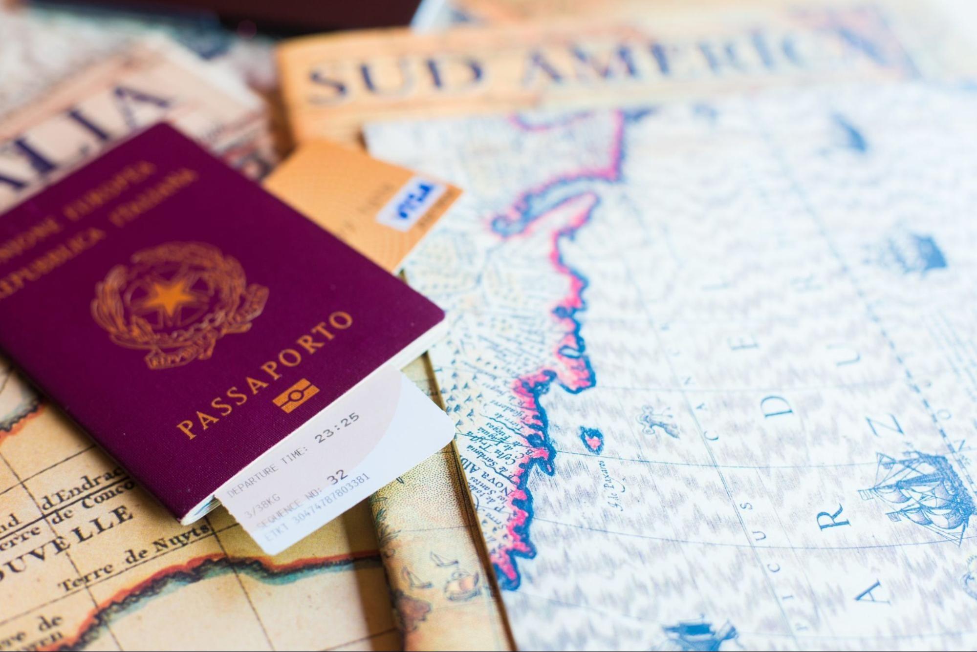 Visa Ý - Luxtour 2