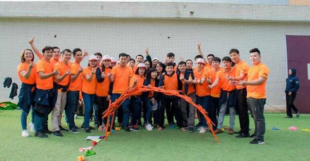 Trò chơi team building Amazing Race - Luxtour 3