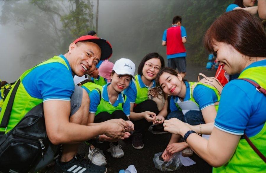 Các hình thức tổ chức hoạt động Team Building - Luxtour 4