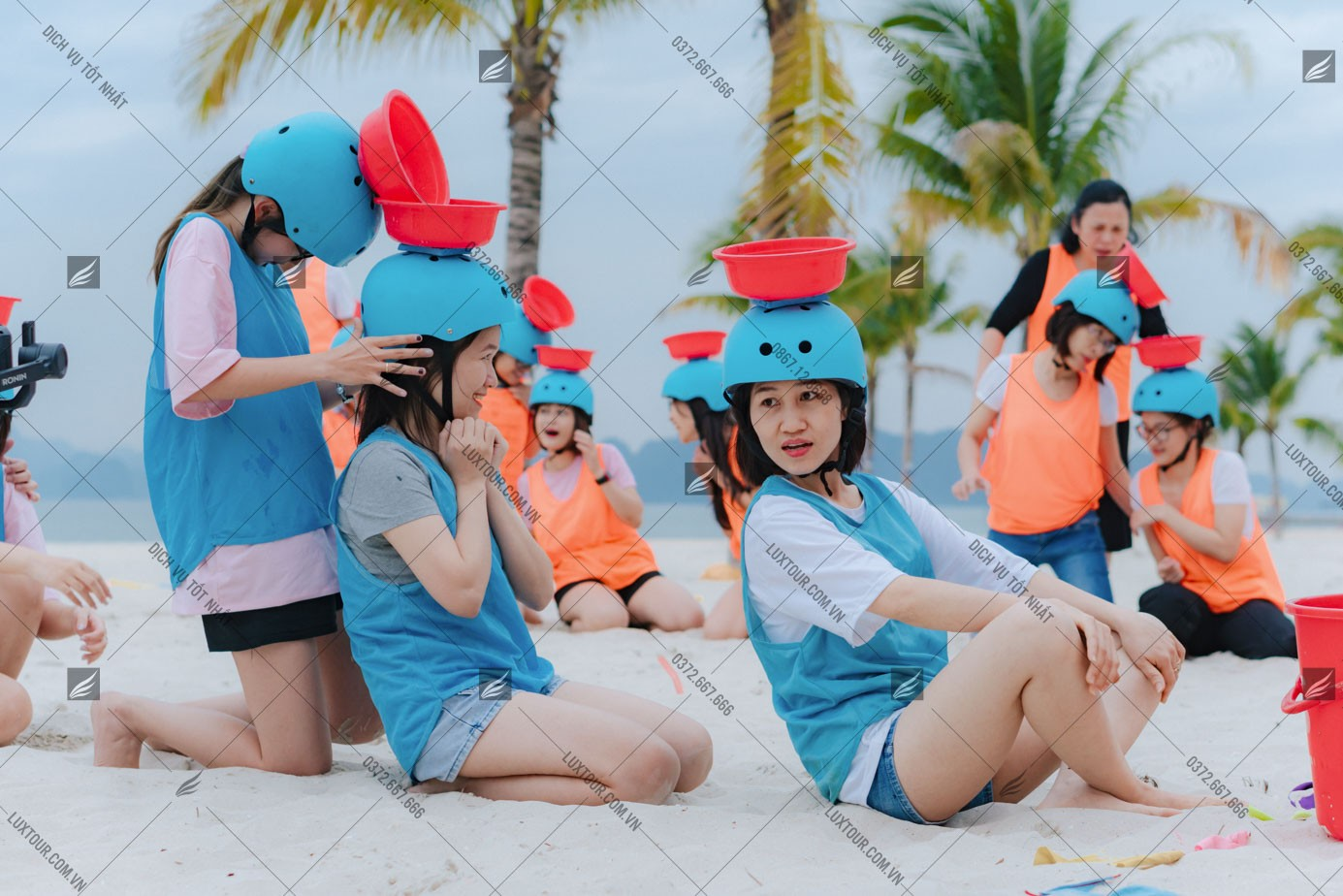 Du lịch team building Đồ Sơn - Luxtour 7