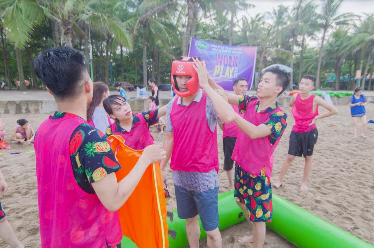 Mục đích tổ chức và tầm quan trọng của team building - Luxtour 6